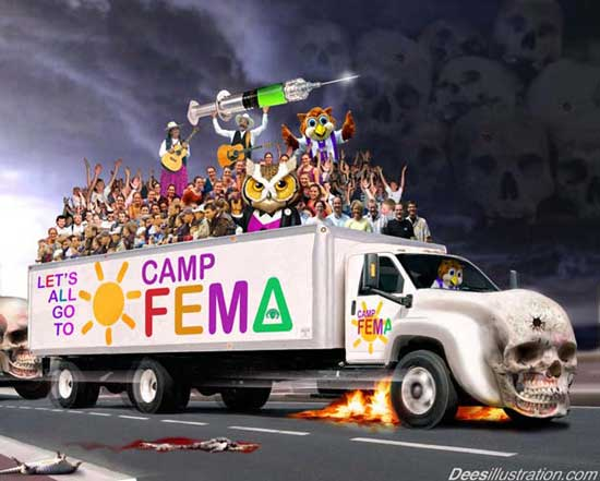 FEMA Roadkill