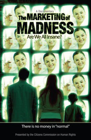 The Marketing of Madness - The Truth About Psychotropic Drugs