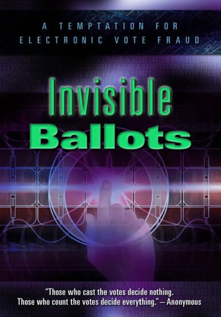 Invisible Ballots - A Temptation for Electronic Vote Fraud