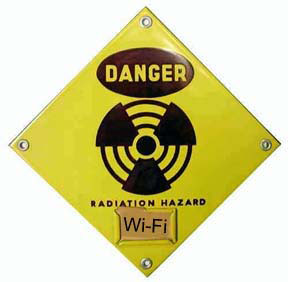 Panorama - A Wi-Fi Warning