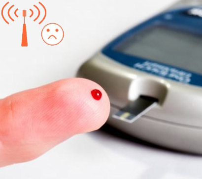 Diabetes and Electrosensitivity