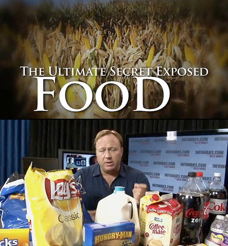 Food the Ultimate Secret Exposed