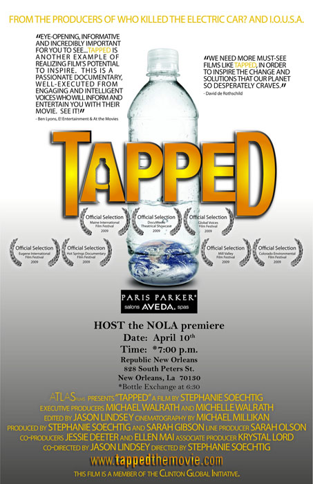 Tapped (trailer)
