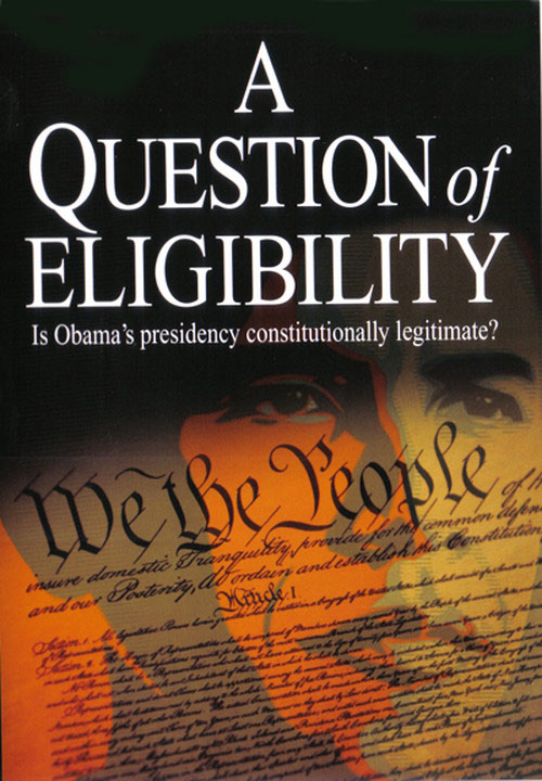 Obama A Question Of Eligibility