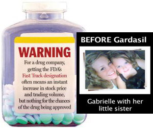 Preventing Gardasil Vaccine Injuries and Deaths Barbara Loe Fisher