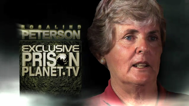 Rosalind Peterson - The Chemtrail Cover-Up