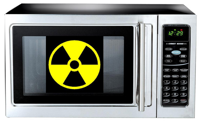 Microwave Ovens - The Hidden Hazards